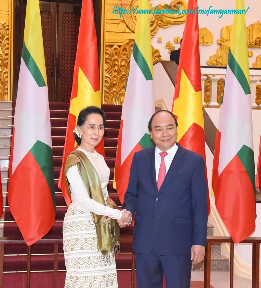 SC visit Viet Nam 3