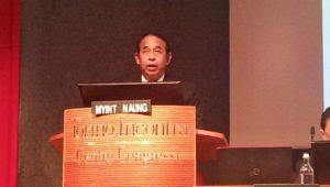 အီတလီနိုင်ငံဆိုင်ရာ မြန်မာသံအမတ်ကြီး ဦးမြင့်နောင် တူရင်မြို့တွင် ကျင်းပပြုလုပ်သည့် To-ASEAN Business Days ဆွေးနွေးပွဲသို့ တက်ရောက်ခဲ့ခြင်း