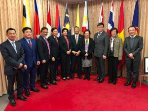 ASEAN Committee in Canberra (ACC) ဆိုင်ရာ သံရုံးအကြီးအကဲများ အစည်းအဝေးကျင်းပခဲ့ခြင်း