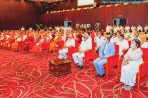 သီရိလင်္ကာနိုင်ငံဆိုင်ရာ မြန်မာသံအမတ်ကြီး 2020 Commemorative Amarapura Day အခမ်းအနားသို့ တက်ရောက်ခဲ့ခြင်း